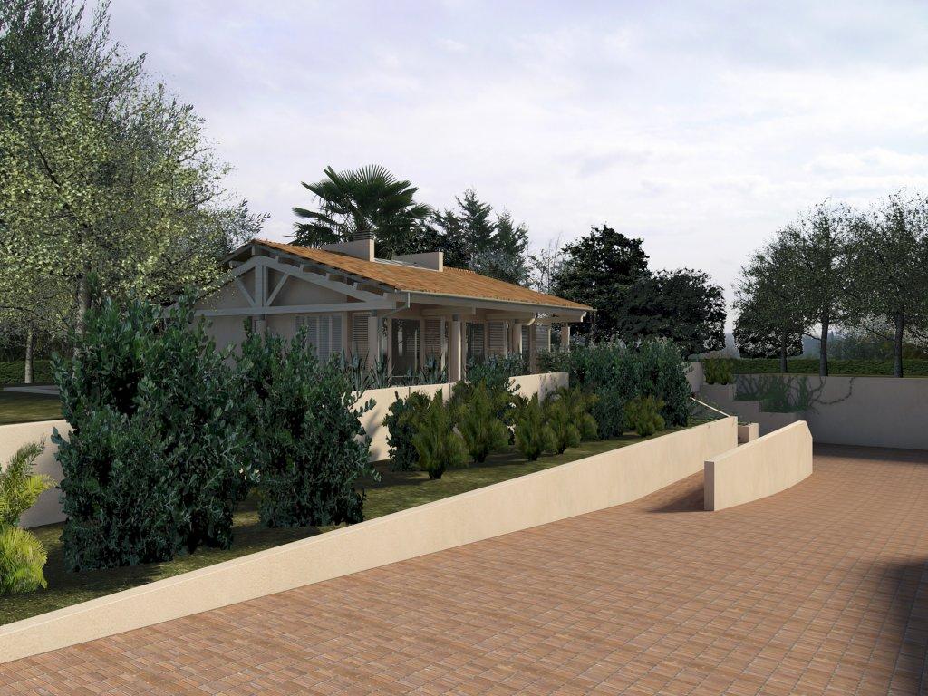 Progetti di restauro ristrutturazioni edili progettazione for Piani casa unifamiliare